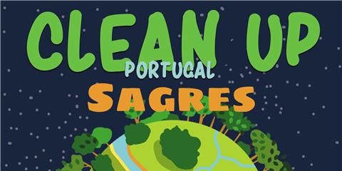 """Mãos à Obra"" Clean Up Portugal – Sagres"